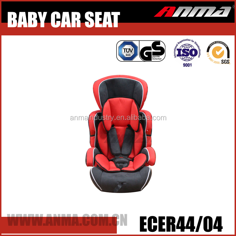 wholesale China Comfortable 9-36kg protector heated safety baby car seat