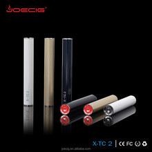 Hottest White/Gold/Blue Joecig X-TC joecig e cigarette