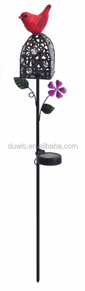 Solar Garden Lamp Solar Iron led Lawn Lamp