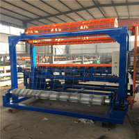 Online Shopping Professional Full Automatic Fixed Knot Fence Machine