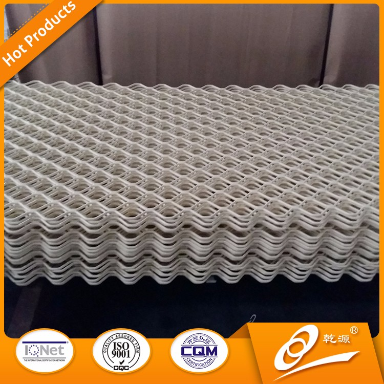 architect exterior decorative aluminum knitted metal security mesh for fixed frame screen door