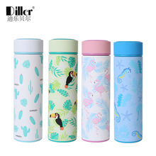 Promotional popular Christmas gift children outer sport thermos vacuum flask