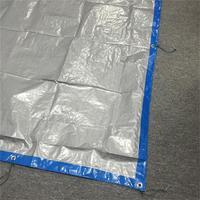 Dust covers shandong factory tarpaulin making machine