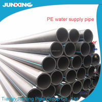 ISO4427 DN800 PN16 large diameter HDPE pipe for water supply project
