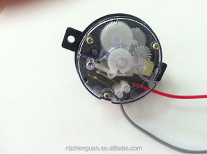 spinning dewatering timer for washing machine