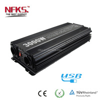 DC to AC Power Inverter 3000W Solar Pump 12V 220V Inverter