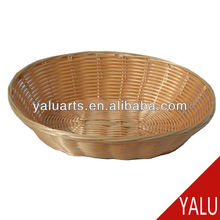 poly rattan basket