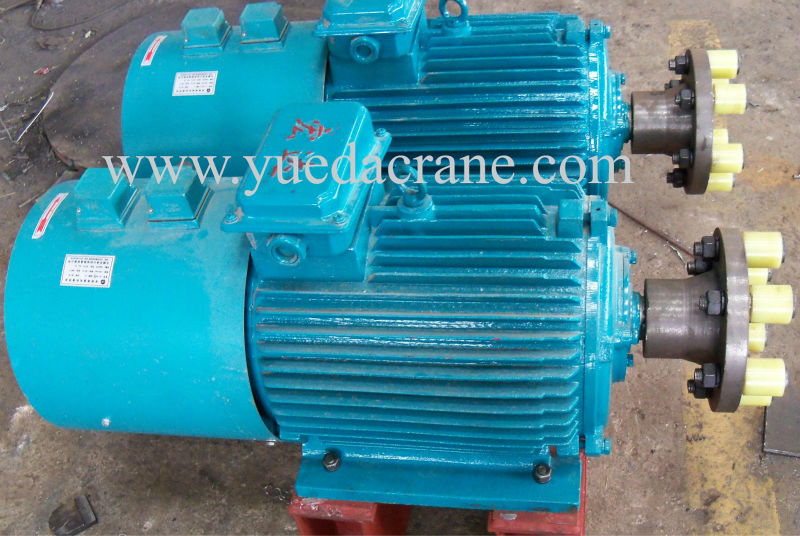 JM model low speed electric winch 8 ton winch