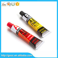 Two Component a b clear liquid epoxy resin glue hardener