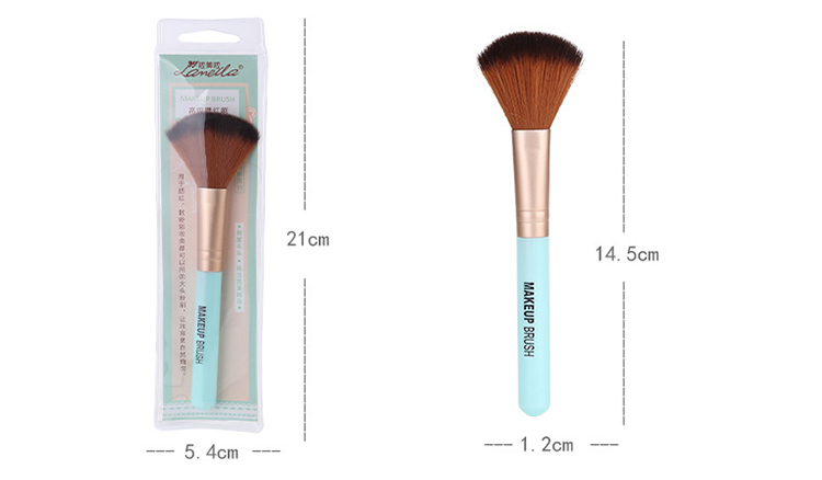 Custom logo foundation makeup brush makeup brush set professional