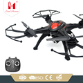 new design 2.4G 6axis gyro drones toy flying helicopter with HD camera