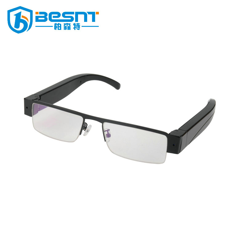 Besnt outdoor 90 degree wireless wifi remote control 1080p camera sunglasses BS-795W