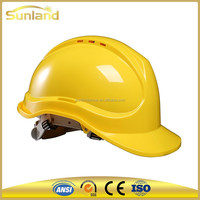 new design customized logo mini hard hat ,ABS safety helmet