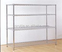 wire supermarket shelf /store metal shelf