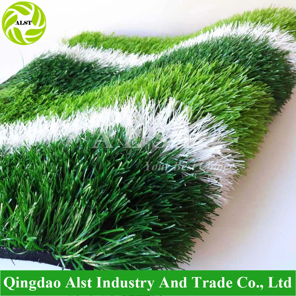 synthetic artificial grass turf lawn for soccer and football