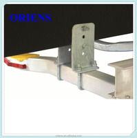 metal building galvanized steel bracket
