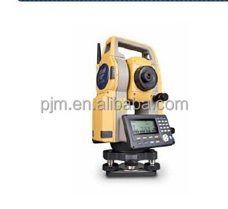 universal high accuracy reflectorless estacion total topcon es-102 series dual LCD display total stations surveying