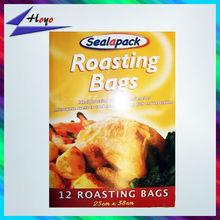 custom printing cooking bags oven bags roasting bags for food