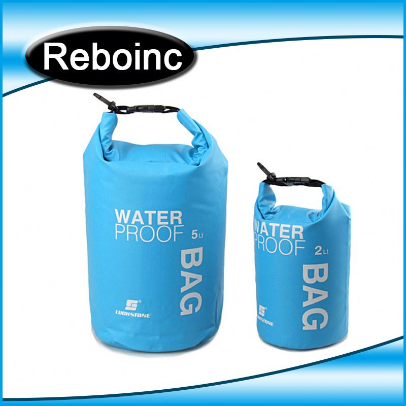 Wholesale custom logo cheap waterproof wet dry bag