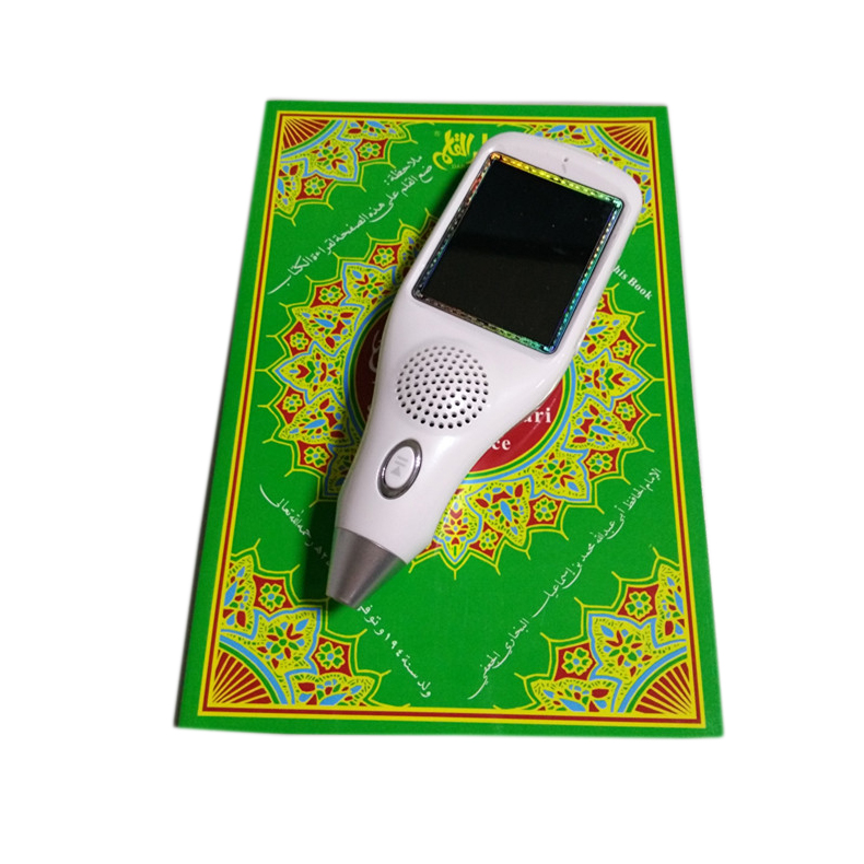 Hot electronic quran read pen with 2.4 inch LCD and al quran with bangla translation,mp3 al quran