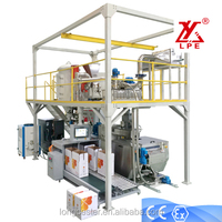 Flying Dragon automatic powder coating production line