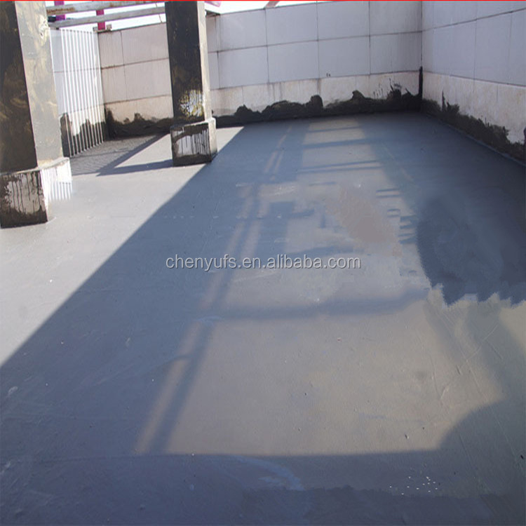 Famous Building Construction Basement Warehouse Liquid Waterproof Membrane Materials