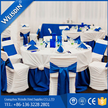 2015 new design hotel chair covers wedding party decorations