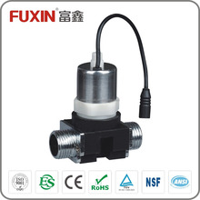 auto infrared sensor sanitary parts flow control plastic 6v water plastic solenoid power valve 1/2