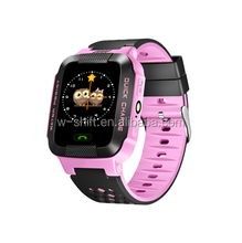 Anti Lost GPS Tracker Watch For Kids SOS Emergency GSM Smart Mobile Phone GPS for Kids with Sim Card;Touch Screen.