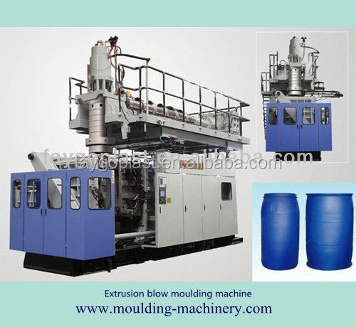 220 liter plastic drum blow molding machine multi layer co extrusion blow molding machine price