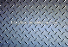 Checkered stainlesss steel sheet decorative