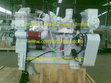 cummins marine diesel engine 6LTAA8.--M315, 315HP/2200rpm, suitable for barge boat