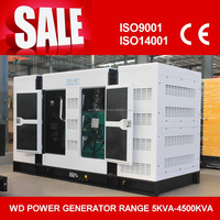 AC Three Phase Output Type 500kva electrical generator lowest price