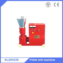 Poultry feed pellet making machine for horse sheep deer pig animal feeding
