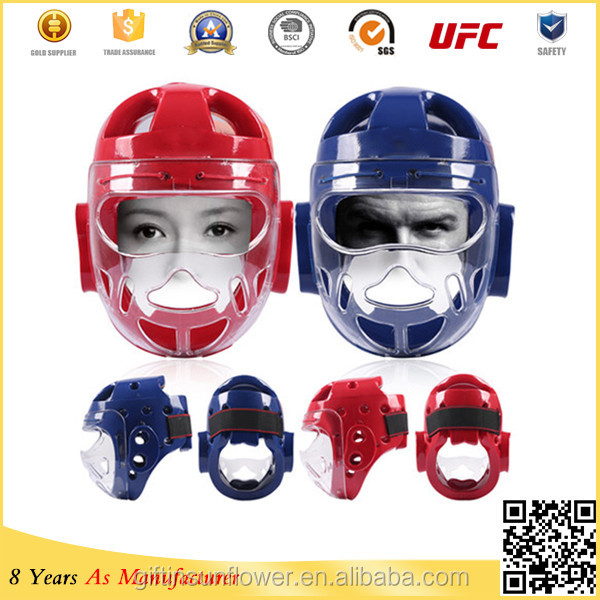 Head guard with foam Full face head guard Helmet for boxing guard