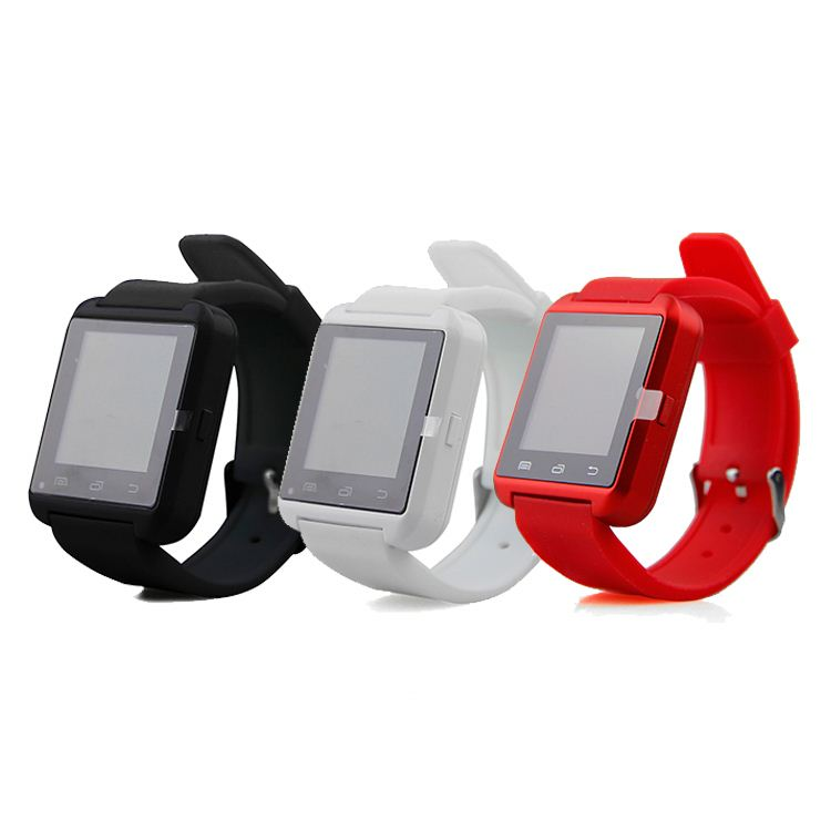 ILEPO designed MTK2502C MMS remind smart watch w88