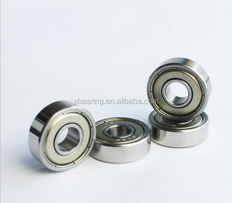 High Performance Deep Groove Ball Bearing 608 ZZ With Great Low Prices