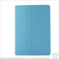 For New Apple iPad 6 Air 2014 Magnetic Smart Cover Leather Stand + Back Case