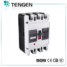 3 Phase TGM1-100A,125A,250A moulded case circuit breaker MCCB