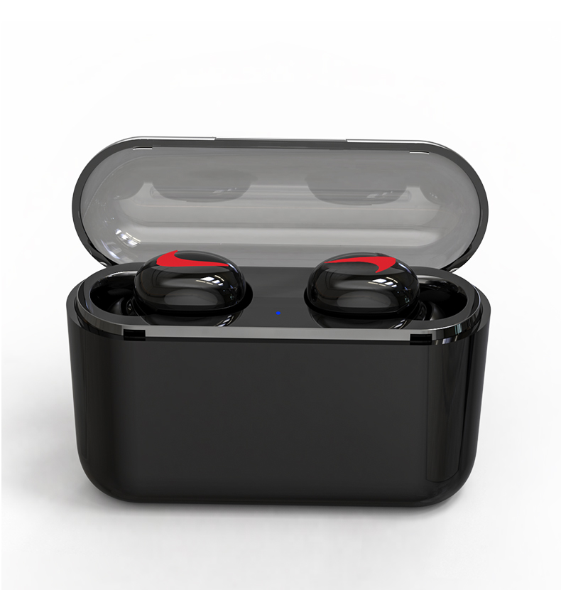 2019 Bluetooth Earphones 5.0 Wireless Headphones Sport Earphones Stereo Handsfree Headphone With Microphone Iphone