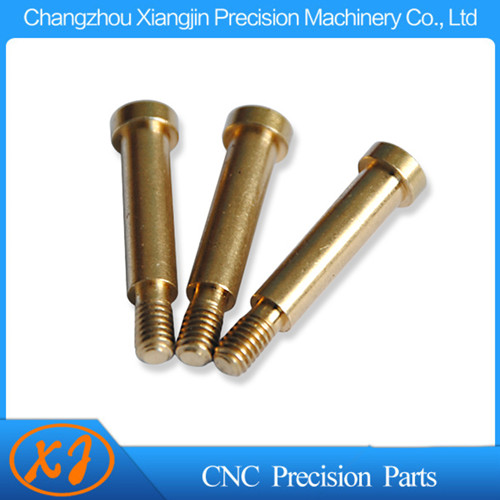 Custom Brass CNC Parts In Any Sizes