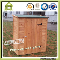 SDG02 Outdoor Garden wooden tool storage Sheds