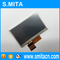 4.3'' LQ043T1DH01 TFT LCD for garmin nuvi 200W 250W LCD screen display