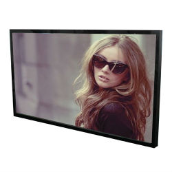 55'' Ultra-thin TFT Advertisment lcd Monitor Indoor(1920*1080 resolution,16:9)