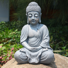 Garden decoration statue enlightened buddha for sale