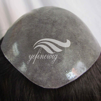 High Quality Low Density Wig Making Thin Skin