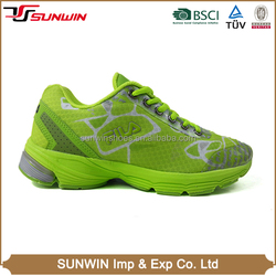 New production breathable mesh upper fresh women sports shoes