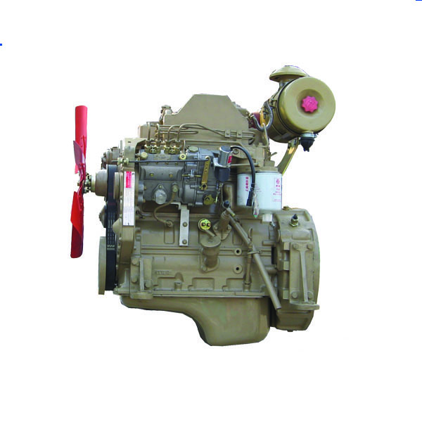 Diesel engine of 4 Cylinder cheap price manul start NTA855-G7 assembly