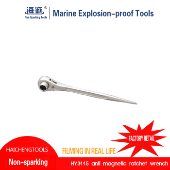 Environmental protection tools slogging ring spanner