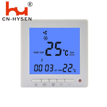 5+1+1 Weekly Programmable Digital Central Air Conditioning Cooling Thermostat Termostato